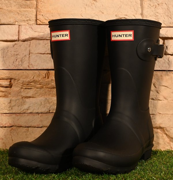 Hunter Original kurzer Damen-Gummistiefel